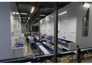 Totaalintegrator voor magazijnautomatisering