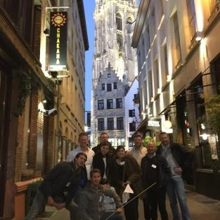 TEAMBUILDING: LOST IN ANTWERP