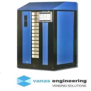 Industriële Vending Machines: de nieuwe brochure