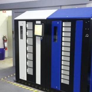 Verhoogde efficiëntie dankzij gedecentraliseerde Vending machines.