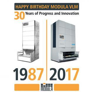 1987-2017: GELUKKIGE 30-ste VERJAARDAG MODULA!