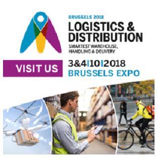 Beleef de Vanasroutes op de beurs Logistics & Distribution 2018.