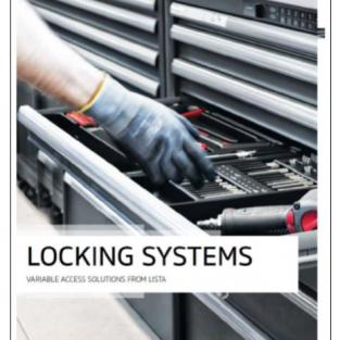 Download de brochure Lista LOCKING SYSTEMS en lees meer over  Lista ACCESS