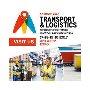 TRANSPORT & LOGISTICS ANVERS 2017 - Expo Antwerp