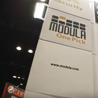 DE nieuwste innovatie van MODULA LIFTEN: de MODULA OnePick