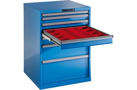 Armoires à tiroirs LISTA