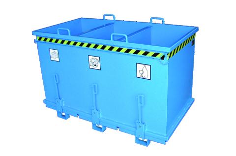 Conteneurs pour déchets et conteneurs basculants