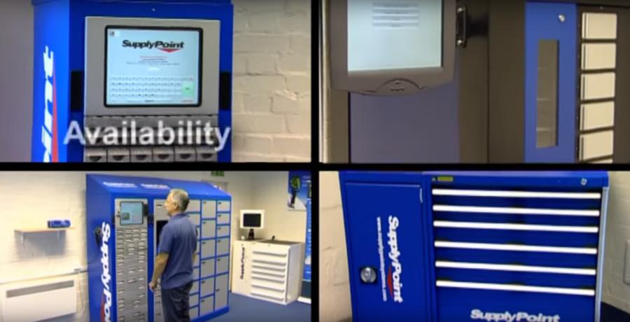 Concept Vendingmachines SPS