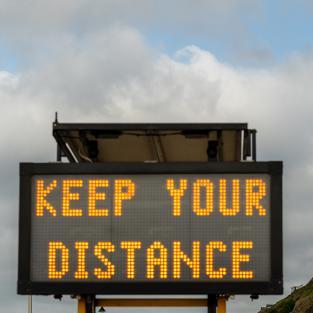 Hoe social distancing blijven garanderen in uw logistiek magazijn?