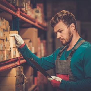 Optimaliseer het ordervoorbereidingsproces in uw magazijn